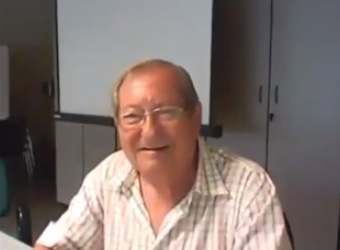 Entrevista (Resumen) con Lope Ruíz emprendedor con 70 años