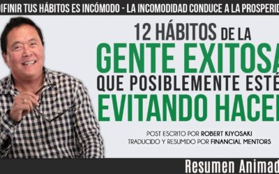 12 HÁBITOS DE LA GENTE EXITOSA QUE ESTAS EVITANDO HACER