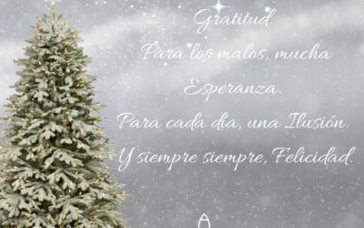 Nuestro Regalo y Mensaje De Navidad