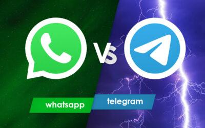 10 Ventajas de Telegram sobre WhatsApp!